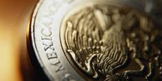 Relacionada peso mexicano