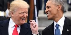 Relacionada trump obama