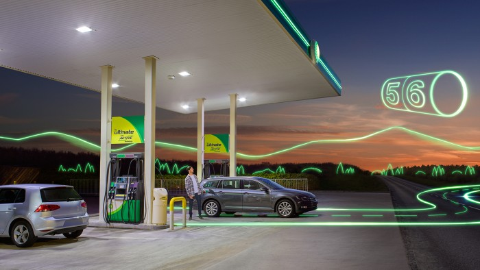 Bp fuels go further with bp