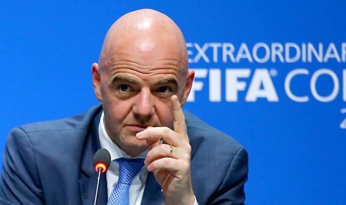FIFA advierte a EEUU: permitir ingreso de todos para mundial