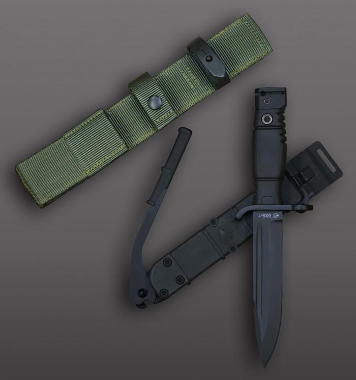 Cuchillo de combate 6x9