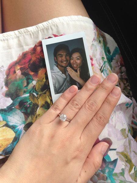 La propuesta de matrimonio ma s larga  tardo  tres an os en hacerlo.