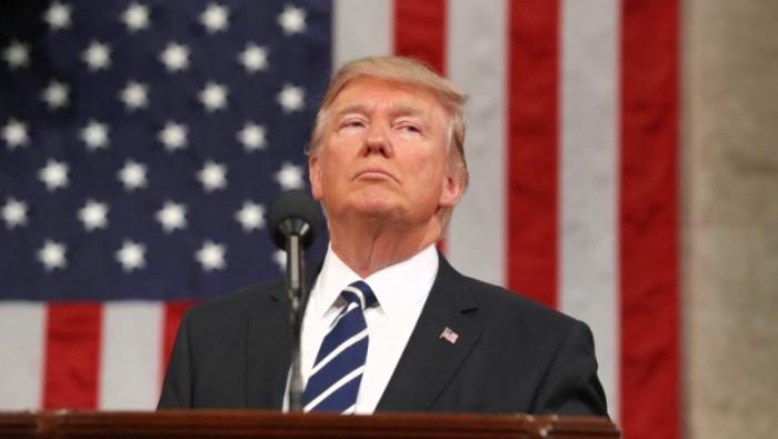 Donald trump presidente 45 de estados unidos