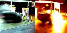Relacionada choque uber gasolinera explosi n eu