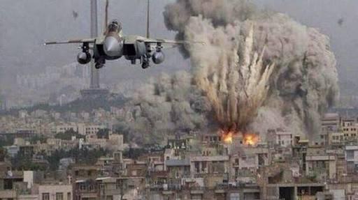 Al menos 50 muertos al ser bombardeada una mezquita