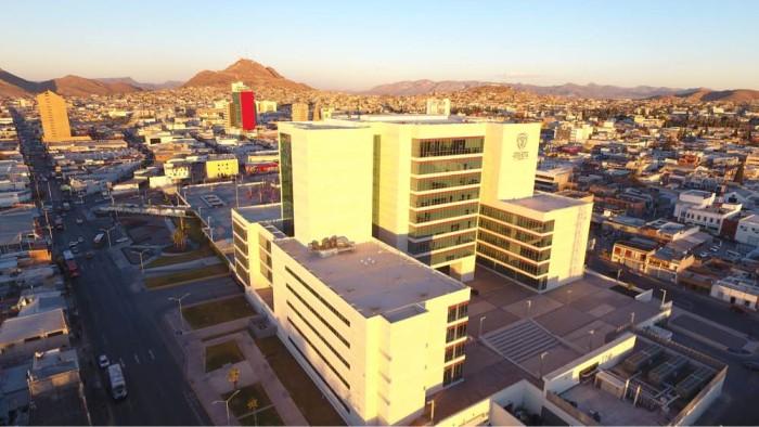 Ciudad judidial chihuahua