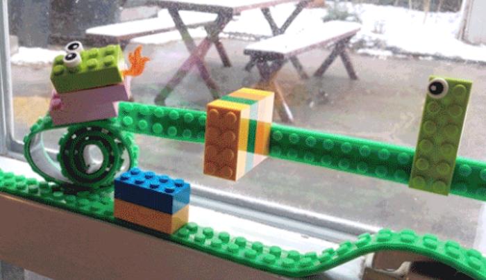 Crean la  legotape  una cinta adhesiva para nin os
