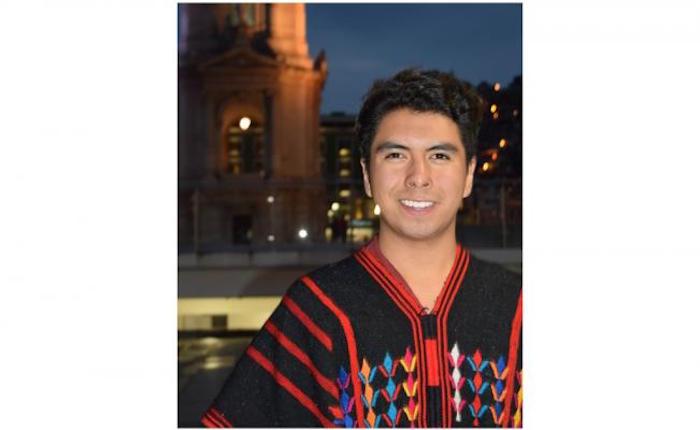 Mexicano de 19 an os nominado al premio nobel de la paz