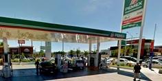 Relacionada gasolinera