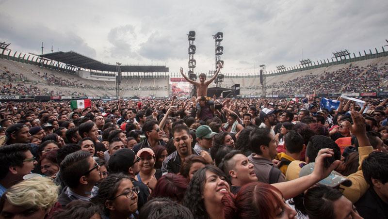 Vive latino 2016 publico