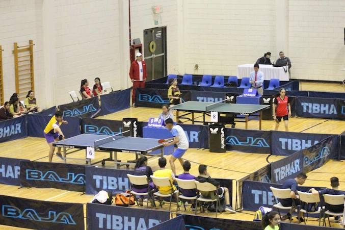 Macroregional tenis de mesa