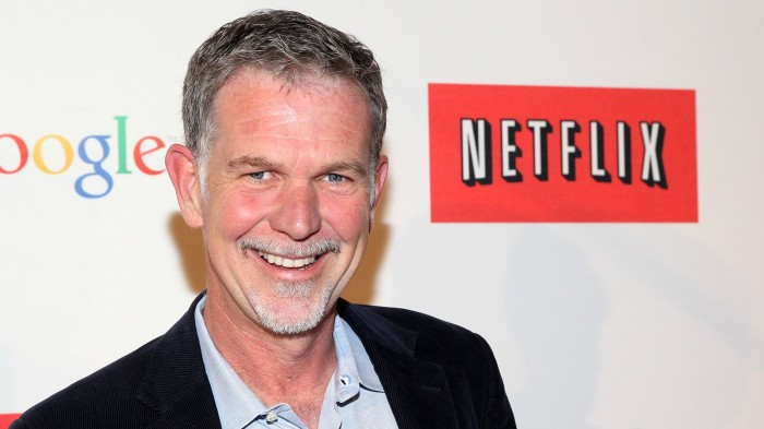 Reed hastings netflix 37543