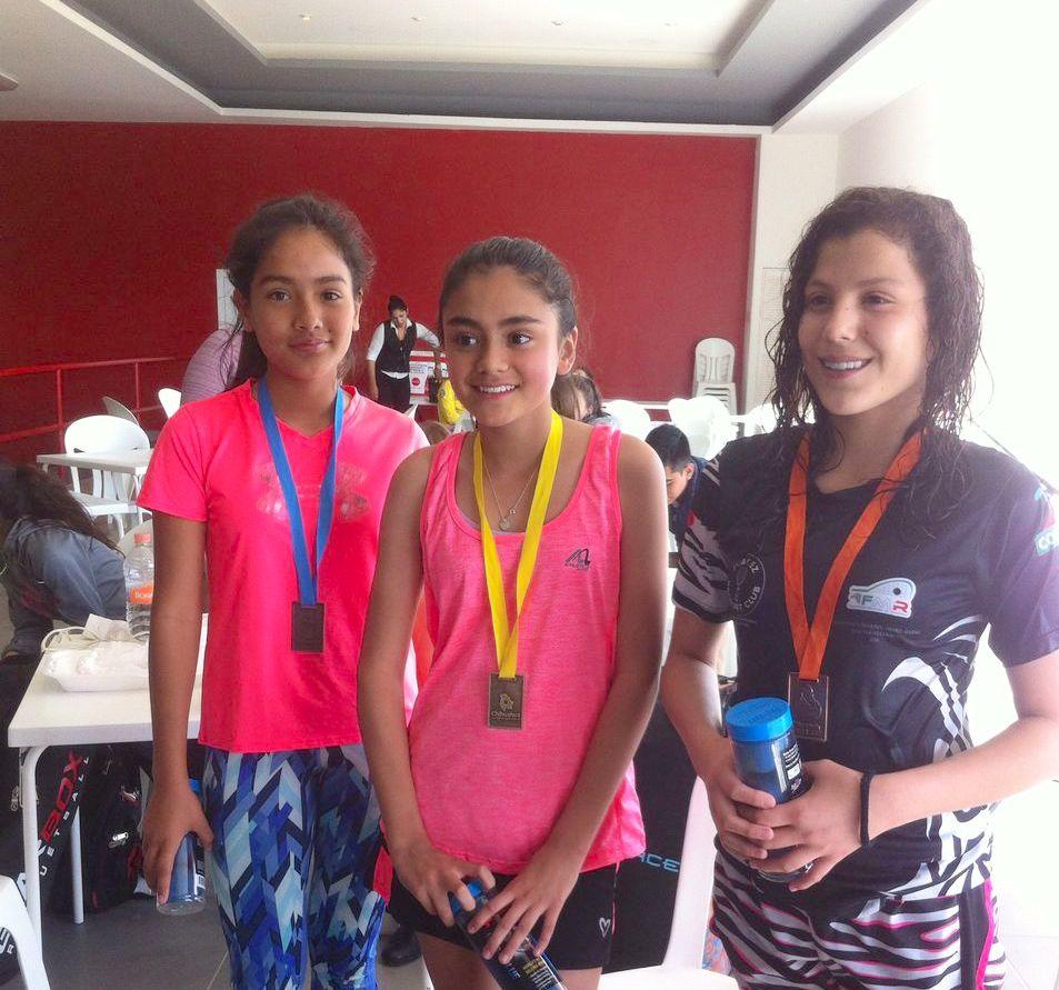 Raquetbol medallistas 2