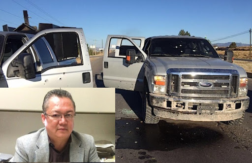 Carlos huerta vocero fiscalia enfrentamiento en rubio