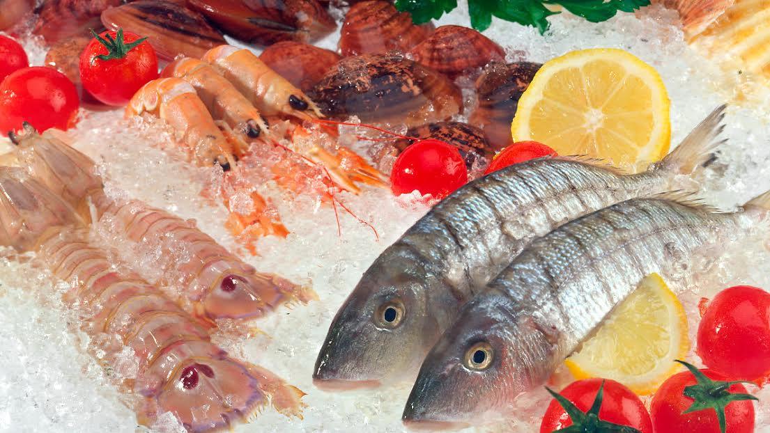 Pescados y mariscos chih