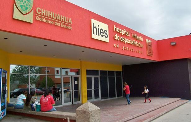 Hospital infantil juarez