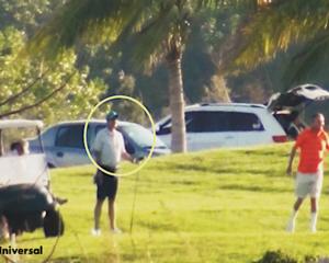 Medium corral juega golf