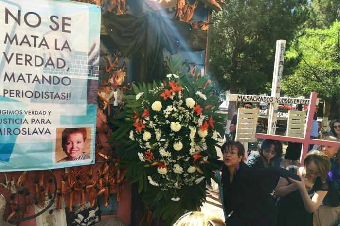 Gremio periodístico repudia asesinatos y exige justicia — México