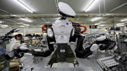 Trabajadores en Estados Unidos temen ser reemplazados por robots
