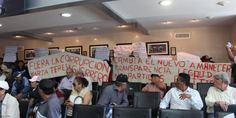 Relacionada manifestacion de indigenas repechique congreso de chihuahua