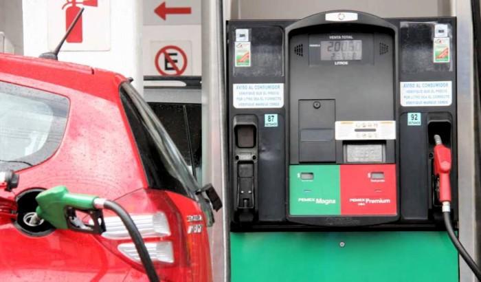 Gasolina mex