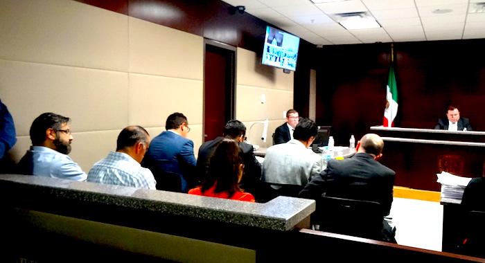 Vinculan a proceso a Ricardo Yañez y Gerardo Villegas por peculado