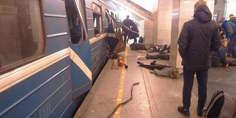 Relacionada explosio n en metro en rusia  van 10 muertos y 50 heridos