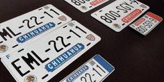 Relacionada placas nuevas en chihuahua