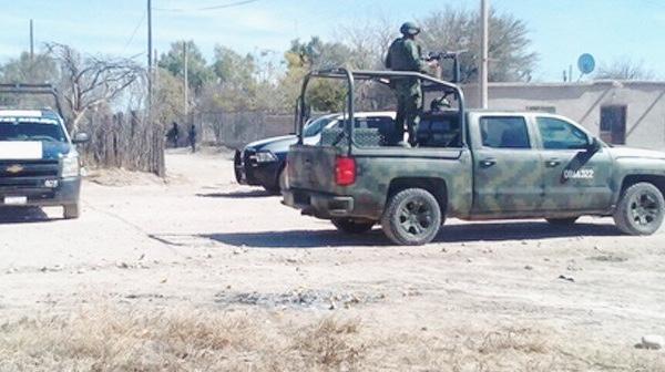 Terror en Guadalupe y Calvo tras balacera en Cienega de Silva