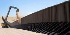 Relacionada trump ordena construccion muro