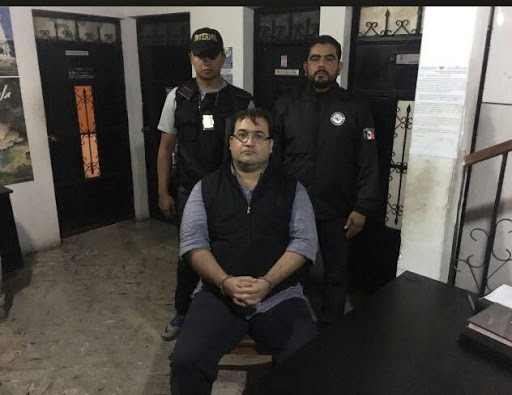 PGR confirma la detención de Javier Duarte en Panajachel, Guatemala