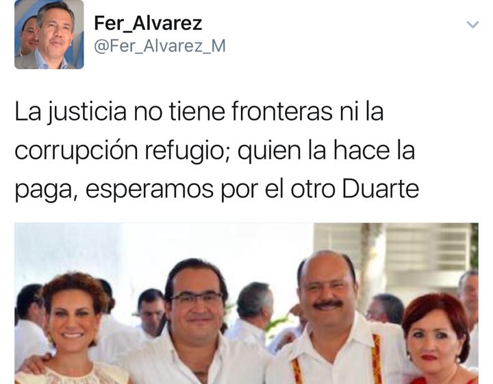 Exgobernador buscado por México entró ilegalmente a Guatemala en noviembre