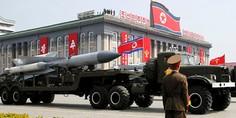Relacionada misiles corea del norte