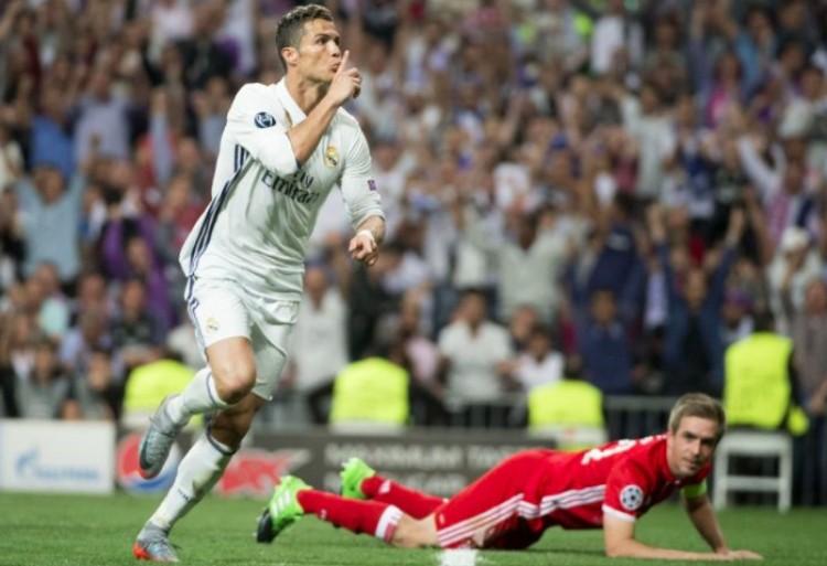 Cristiano llega a los 100 goles en Liga de Campeones de Europa