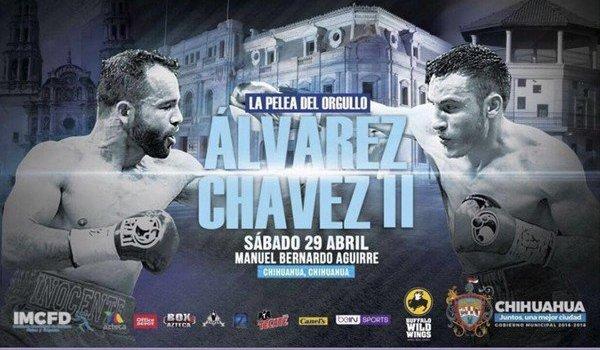 Boxeo chavez alvarez