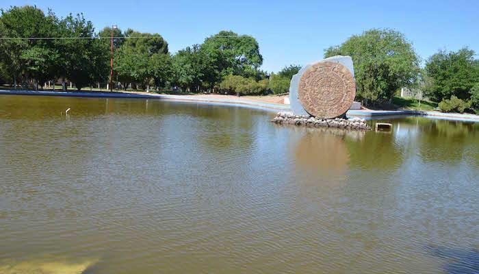 Lago chamizal1