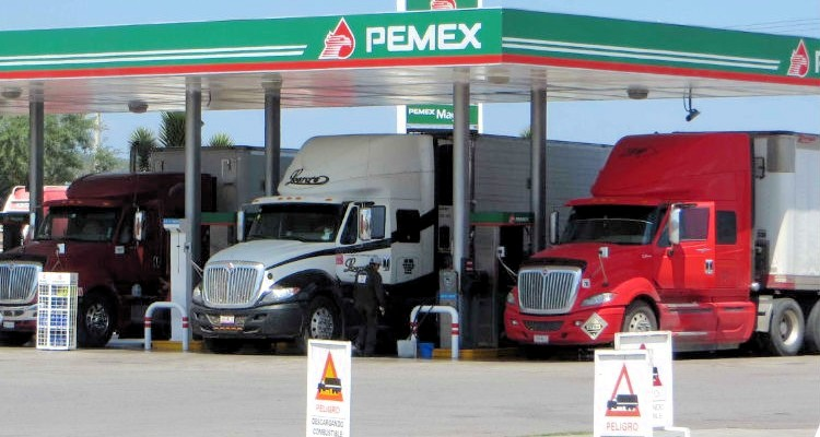 Diesel pemex