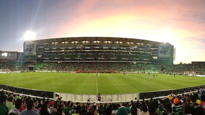 Estadio de futbo