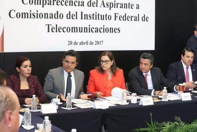 Ratifican a comisionados para la Cofece y el IFT