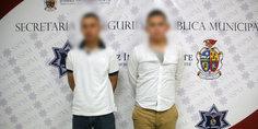 Relacionada detienen en flagrante delito a dos presuntos sicarios  la vi ctima logro  sobrevivir