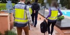 Relacionada polic a nacional espa a