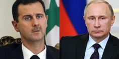 Relacionada siria al assad rusia vladimir putin