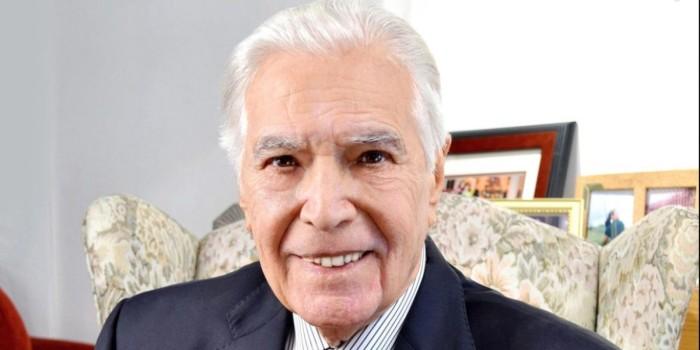Fallece el primer actor Gustavo Rojo