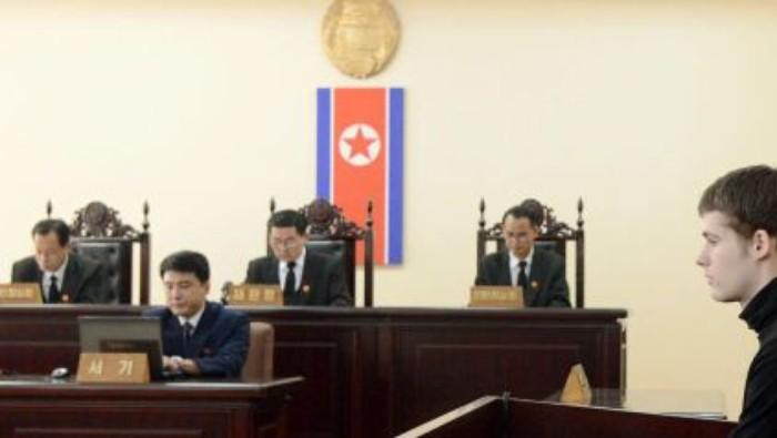 Detenido un ciudadano estadounidense en Corea del Norte