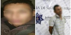 Relacionada detienen polici as municipales a dos sujetos por violencia familiar en hechos distintos