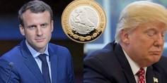 Relacionada peso mexicano macron francia d lar trump
