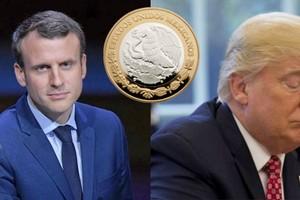 Slider peso mexicano macron francia d lar trump