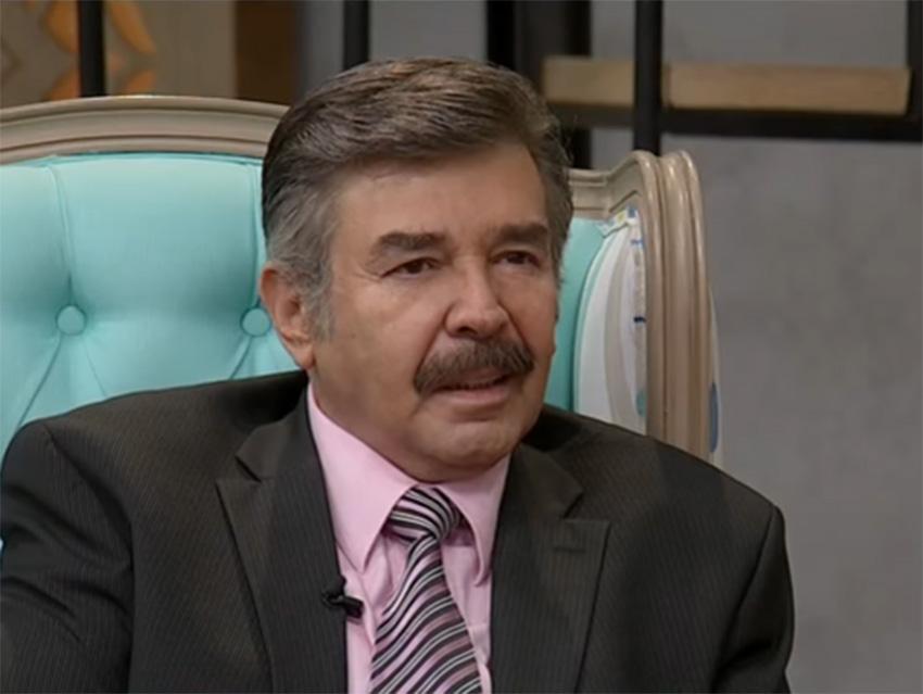 Jorge Ortiz de Pinedo visita TV Azteca