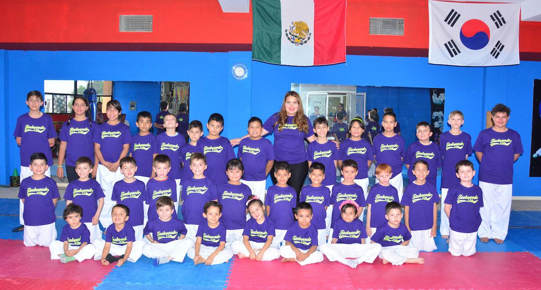 Nogueira team tkd y kick boxing