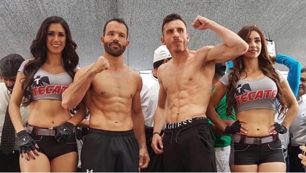 'Canelo' Álvarez y Chávez Jr. anuncian su pelea como una